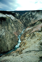 WY: Wyoming; Yellowstone National Park, Grand Canyon of the Yellowstone National Park   .Photo Copyright Lee Foster, lee@fostertravel.com, www.fostertravel.com, (510) 549-2202.Image: wyyell203