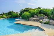 Swimming Pool, Modern Home, Sagg Main Street, Sagaponack, NY