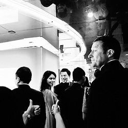 Kinatay's crew (dir. Brillante Mendoza) arriving at their Official screening during the 62th Cannes Film Festival. France. 17 May 2009. Photo: Antoine Doyen