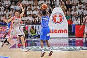 DESCRIZIONE : Campionato 2014/15 Serie A Beko Dinamo Banco di Sardegna Sassari - Grissin Bon Reggio Emilia Finale Playoff Gara4<br /> GIOCATORE : Jerome Dyson<br /> CATEGORIA : Tiro Tre Punti Three Point Controcampo<br /> SQUADRA : Dinamo Banco di Sardegna Sassari<br /> EVENTO : LegaBasket Serie A Beko 2014/2015<br /> GARA : Dinamo Banco di Sardegna Sassari - Grissin Bon Reggio Emilia Finale Playoff Gara4<br /> DATA : 20/06/2015<br /> SPORT : Pallacanestro <br /> AUTORE : Agenzia Ciamillo-Castoria/L.Canu