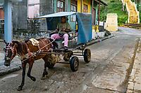 Streets of Baracoa Cuba 2020 from Santiago to Havana, and in between.  Santiago, Baracoa, Guantanamo, Holguin, Las Tunas, Camaguey, Santi Spiritus, Trinidad, Santa Clara, Cienfuegos, Matanzas, Havana
