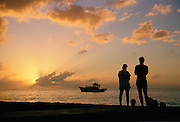 Sunset with Couple<br />