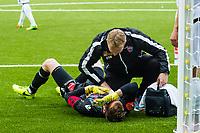 Fotball , Eliteserien , 21 Mai 2017 , Aalesund - Sandefjord , Ingvar Jonsson<br /> <br />  , Foto: Marius Simensen, Digitalsport