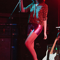 The Good Natured performing live at Night & Day Cafe, Manchester, 2013-02-27