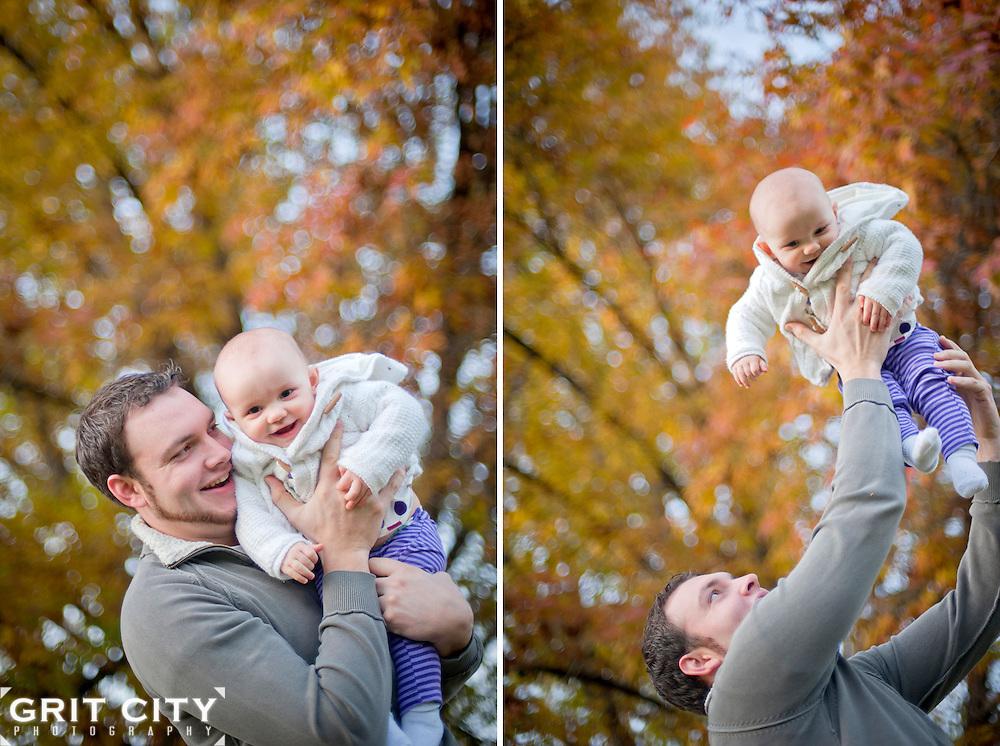 Grit City Photography Yakima, Washington family photo session.
