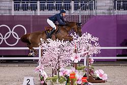 Von Eckermann Henrik, SWE, King Edward, 388<br /> Olympic Games Tokyo 2021<br /> © Hippo Foto - Dirk Caremans<br /> 07/08/2021