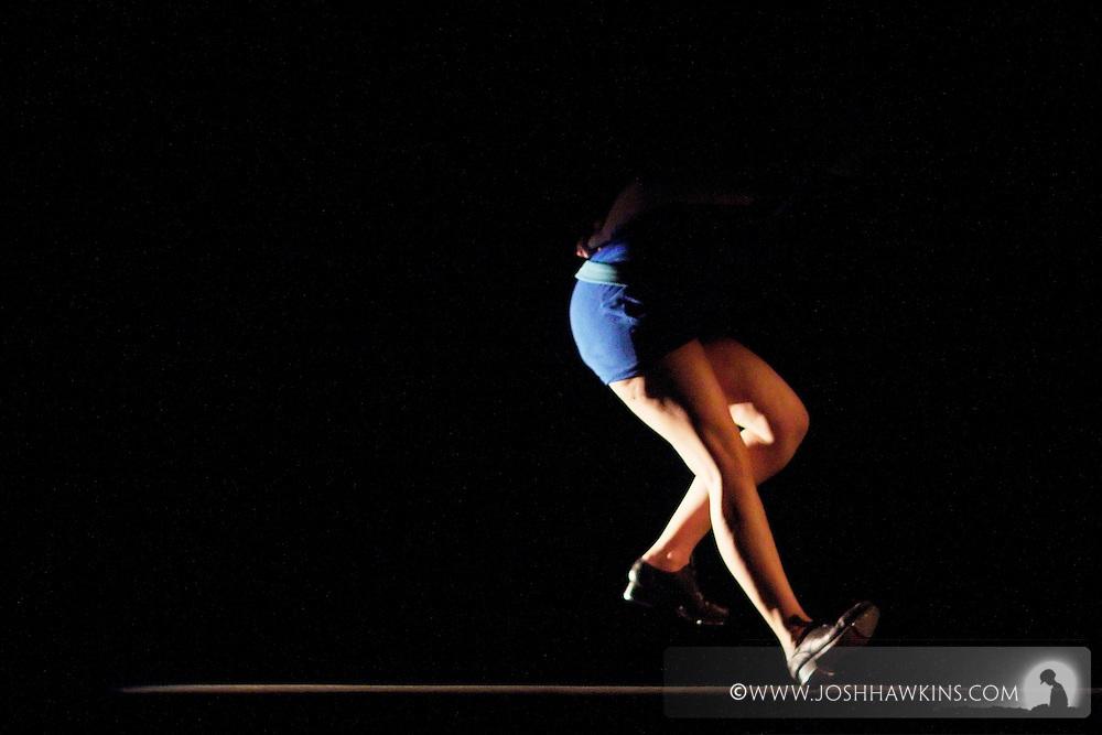 Chicago Tap Theatre - Tap!(ish).Perception, choreography by Kendra Jorstad