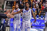 Dyshawn Pierre<br /> Banco di Sardegna Dinamo Sassari - Victoria Libertas VL Pesaro<br /> Legabasket Serie A LBA PosteMobile 2017/2018<br /> Sassari, 26/12/2018<br /> Foto L.Canu / Ciamillo-Castoria