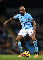 Manchester City's Fabian Delph