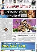 September 26, 2021 - AFRICA: Front-page: Today's Newspapers In Africa
