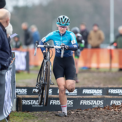 12-01-2020: Wielrennen: NK Veldrijden: Rucphen<br />Dirkje Cox