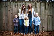 Virginia Beach Family Portraits: The Perry Kids
