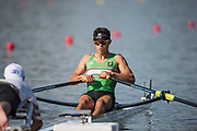 Plovdiv BULGARIA. 2017 FISA. Rowing World U23 Championships. <br /> MEX BLM1X. LOPEZ GARCIA, Alexis<br /> Wednesday. PM,  Heats 17:45:01  Wednesday  19.07.17   <br /> <br /> [Mandatory Credit. Peter SPURRIER/Intersport Images].
