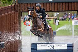 VALLETTE LT COL Thibaut (FRA), Qing du Briot ENE HN<br /> Tryon - FEI World Equestrian Games™ 2018<br /> Vielseitigkeit Teilprüfung Gelände/Cross-Country Team- und Einzelwertung<br /> 15. September 2018<br /> © www.sportfotos-lafrentz.de/Sharon Vandeput