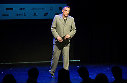 Gasper Bolhar at Slovenian Tennis personality of the year 2016 annual awards presented by Slovene Tennis Association Tenis Slovenija, on December 7, 2016 in Siti Teater, Ljubljana, Slovenia. Photo by Vid Ponikvar / Sportida