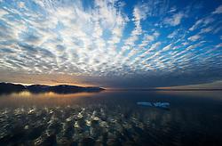 Lifdefjorden in Svalbard