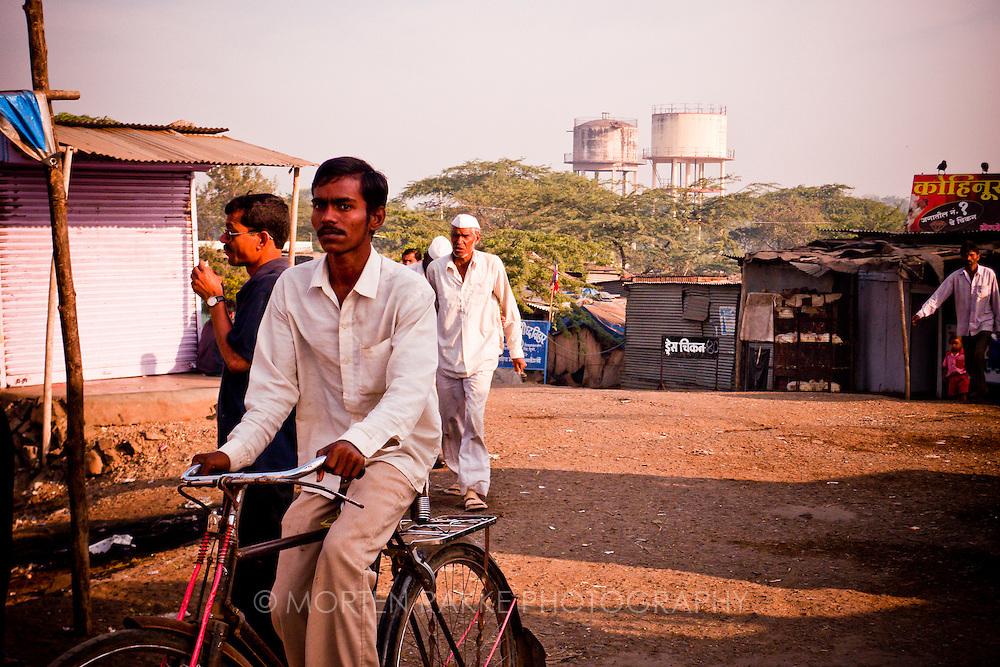 India. Photo by Morten Rakke