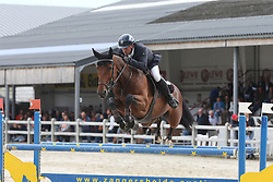 Van Den Broeck Tim, BEL, Pepper Van De Buxctale<br /> 6 years old Horses<br /> BK Young Horses Gesves 2021<br /> © Hippo Foto - Julien Counet