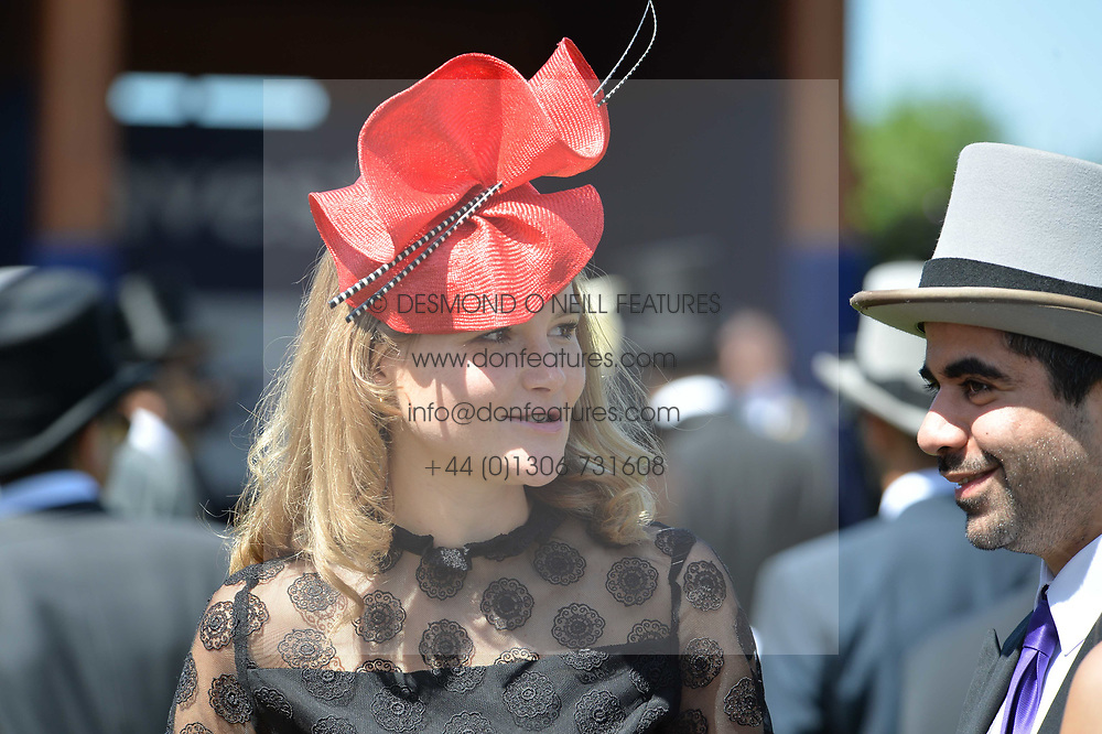 Amber Atherton at The Investec Derby, Epsom, Surrey England. 3 June 2017.<br /> Photo by Dominic O'Neill/SilverHub 0203 174 1069 sales@silverhubmedia.com