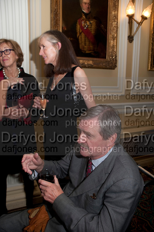 ROSIE VESTEY; HON MARK VESTEY, The Lady Joseph Trust, fundraising party.<br /> Camilla, Duchess of Cornwall  attends gala fundraising event as newly appointed President of the charity. The Lady Joseph Trust was formed in 2009 to raise funds to acquire horses for the UKÕs top Paralympic riders Cavalry and Guards Club, 127 Piccadilly, London,<br /> 26 October 2011. <br /> <br />  , -DO NOT ARCHIVE-© Copyright Photograph by Dafydd Jones. 248 Clapham Rd. London SW9 0PZ. Tel 0207 820 0771. www.dafjones.com.<br /> ROSIE VESTEY; HON MARK VESTEY, The Lady Joseph Trust, fundraising party.<br /> Camilla, Duchess of Cornwall  attends gala fundraising event as newly appointed President of the charity. The Lady Joseph Trust was formed in 2009 to raise funds to acquire horses for the UK's top Paralympic riders Cavalry and Guards Club, 127 Piccadilly, London,<br /> 26 October 2011. <br /> <br />  , -DO NOT ARCHIVE-© Copyright Photograph by Dafydd Jones. 248 Clapham Rd. London SW9 0PZ. Tel 0207 820 0771. www.dafjones.com.
