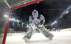 16.09.2012, Amphitheater, Pula, CRO, EBEL, Ice Fever, KHL Medvescak Zagreb vs UPC Vienna Capitals, 04. Runde, im Bild Michael Ouzas // during the Erste Bank Icehockey League 04th Round match betweeen KHL Medvescak Zagreb and UPC Vienna Capitals at the Amphitheater, Pula, Croatia on 2012/09/16. EXPA Pictures © 2012, PhotoCredit: EXPA/ Pixsell/ Zeljko Lukunic ***** ATTENTION - OUT OF CRO, SRB, MAZ, BIH and POL *****