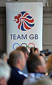 20120606 Team GB. Announcement.  Windsor Berks. UK