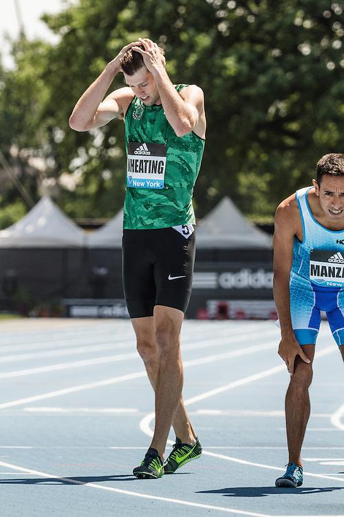 adidas Grand Prix Diamond League Track & Field: Men's 800m, Andrew Wheating, last