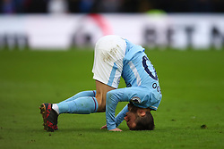 31 December 2017 -  Premier League - Crystal Palace v Manchester City - Bernado Silva of Manchester City - Photo: Marc Atkins/Offside