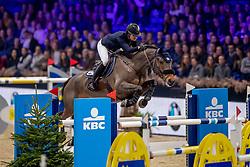Conter Zoe, BEL, Davidoff de Lassus<br /> Jumping Mechelen 2019<br /> © Hippo Foto - Dirk Caremans<br />  28/12/2019