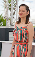 Actress actress Marion Cotillard at the Macbeth film photo call at the 68th Cannes Film Festival Saturday 23rd May 2015, Cannes, France.