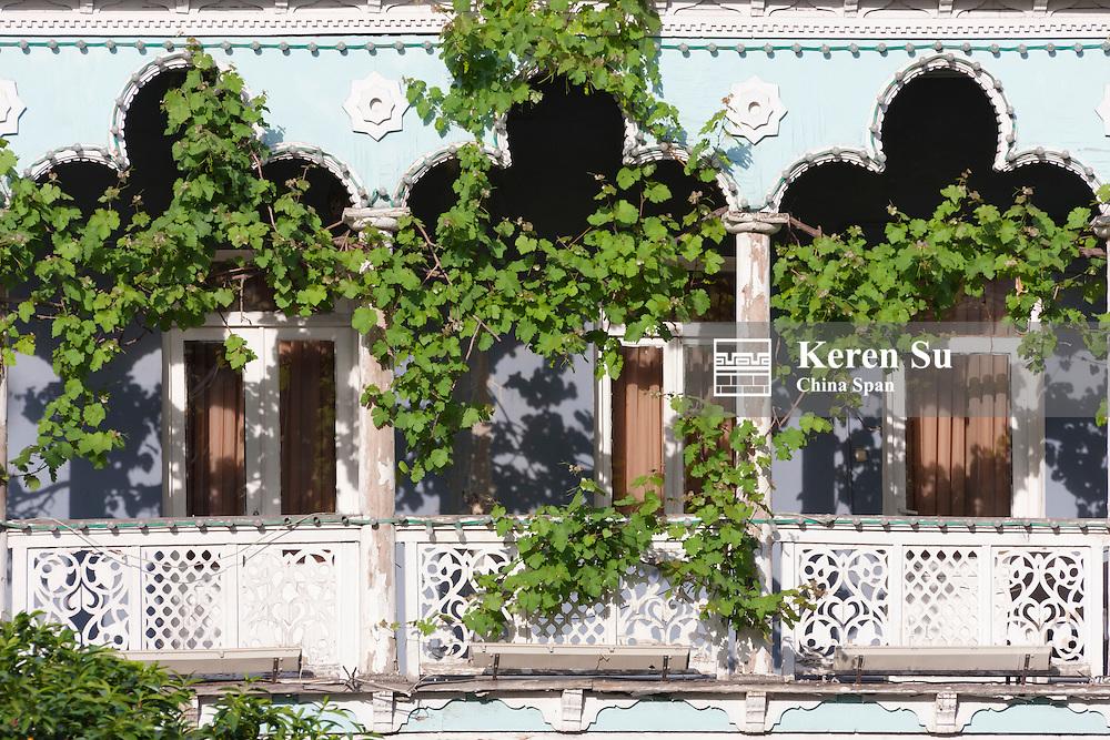 Old house, Tbilisi, Georgia