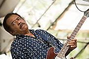 Jimmy Johnson, Pocono Blues Festival 2007