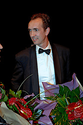 08-10-2006 VOLLEYBAL: GALA 2006: DOETINCHEM<br /> In de schouwburg van Doetinchem werd het volleybalgala 2006 gehouden / Peter Blange<br /> ©2006-WWW.FOTOHOOGENDOORN.NL