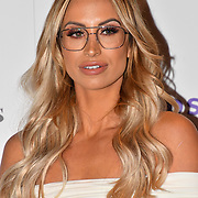 Ferne McCann attend Spectacle Wearer of the Year 2018 at 8 Northumberland avenue, on 23 October 2018, London, UK.