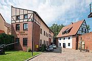Starogard Gdański, (województwo pomorskie) 13.07.2016. Muzeum Ziemi Kociewskiej w Starogardzie Gdańskim.