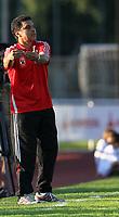 Fotball<br /> 08.07.2010<br /> Foto: Gepa/Digitalsport<br /> NORWAY ONLY<br /> <br /> Niederlaendische Eredivisie, Egyptian Premier League, AFC Ajax Amsterdam vs Al Ahly Cairo<br /> <br /> Bild zeigt Trainer Alaa Mayhoob (Cairo).