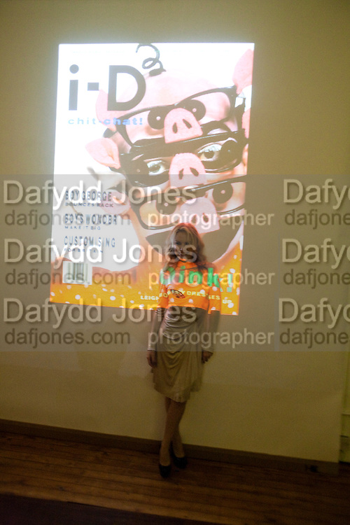 KYLIE MINOGUE; , 30 Years Of i-D - book launch. Q Book 5-8 Lower John Street, London . 4 November 2010. -DO NOT ARCHIVE-© Copyright Photograph by Dafydd Jones. 248 Clapham Rd. London SW9 0PZ. Tel 0207 820 0771. www.dafjones.com.