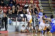 DESCRIZIONE : Roma Lega A 2014-2015 Acea Roma Banco di Sardegna Sassari<br /> GIOCATORE : Kyle Gibson<br /> CATEGORIA : tiro three points controcampo<br /> SQUADRA : Acea Roma<br /> EVENTO : Campionato Lega A 2014-2015<br /> GARA : Acea Roma Banco di Sardegna Sassari<br /> DATA : 02/11/2014<br /> SPORT : Pallacanestro<br /> AUTORE : Agenzia Ciamillo-Castoria/GiulioCiamillo<br /> GALLERIA : Lega Basket A 2014-2015<br /> FOTONOTIZIA : Roma Lega A 2014-2015 Acea Roma Banco di Sardegna Sassari<br /> PREDEFINITA :