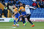 Mansfield Town v Guiseley  031217