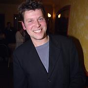 Uitreiking populariteitsprijs 2002, Eric van 't Hoff