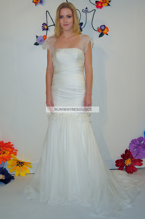 New York Bridal Spring 2012
