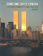 """Sometime Lofty Towers: A Photographic Memorial of the World Trade Center<br /> <br /> """"Sometime Lofty Towers"""" is a hushed photographic elegy to the World Trade Center. Because every image of the Twin Towers must henceforth be instinct with the multitudinous memory of lives cut short there, this book restricts itself to architectural images of the Towers' proud presence and melancholy absence-and eschews as """"de trop"""" the all-too-familiar images of the violence and anguish of that awful morning. The majority of the photographs in this book come from the luminous portfolio of Jake Rajs, master photographer of the New York City skyline and Hudson River. They track the progress of a composite day of yesteryear, as Rajs's camera wheels with the sun from ruddy morning to starry night about New York's quarter-mile-high icons.<br /> Of the forty-six full-color images of Lower Manhattan in """"Sometime Lofty Towers"""", only one in every five depicts the aftermath of the World Trade Center's destruction. The post-destruction images silently point at the Towers """"in absentia""""; each such image being juxtaposed with an image of the Towers in their pride taken from a similar viewpoint and in similar light.<br /> The book opens with a dedication to """"the heroic rescuers who died striving in the name of mercy""""; followed by the full text of the impassioned remarks of Governor Pataki to the joint session of the New York State Legislature on September 13th. The title of the book is a phrase immortalized in Shakespeare's Sonnet 64: """"When sometime lofty towers I see down razed, / And brass eternal slave to mortal rage /...This thought is as a death, which cannot choose / But weep to have that which it fears to lose."""" In like fashion, """"Sometime Lofty Towers"""" seeks to ease the pain of ruin with the balm of remembered beauty."""