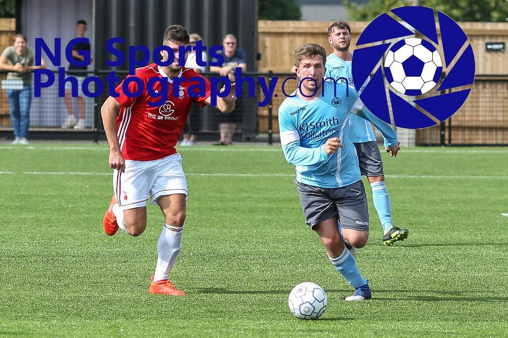 Bracknell Town FC vs Woodley United