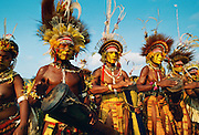 Tribal Ceremony, Papua New Guinea