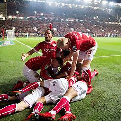 Bristol City v Manchester United