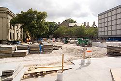 Yale University Campus, Hewitt Quadrangle Waterproofing Retrofit 2004