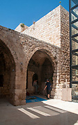 Migdal Afek also Migdal Tsedek is a national park on the southeastern edge of Rosh HaAyin, Israel. Ruins of Mirabel, a Crusader castle, built on the site of ancient Migdal Afek. It was described in Muslim sources in 1225 as a village with a fortress called Majdal Yaba.