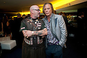 SNOB; MICKEY ROURKE, The 2009 GQ Men Of The Year Awards at The Royal Opera House. Covent Garden.  8 September 2009.