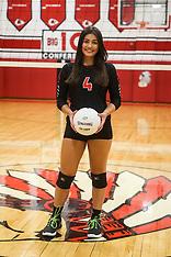 08/15/19 Bridgeport Volleyball Team Photos