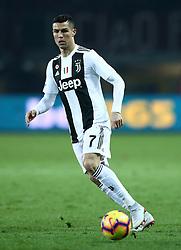 December 15, 2018 - Turin, Italy - Torino Fc V Fc Juventus - Serie A.Cristiano Ronaldo of Juventus at Stadio Olimpico Grande Torino in Turin, Italy on December 15, 2018. (Credit Image: © Matteo Ciambelli/NurPhoto via ZUMA Press)
